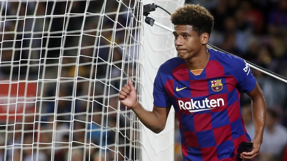 Todibo is on his way out of Barcelona