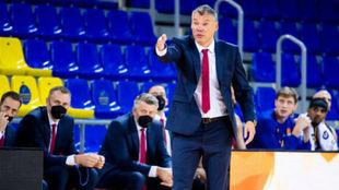 Preocupación en el Barça por el positivo de Jasikevicius