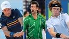Bautista Agut, Djokovic y Rublev son algunos de los protagonistas de...