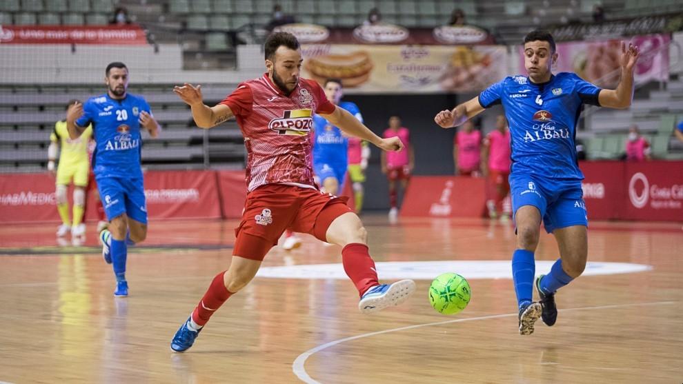 Espectacular partido entre ElPozo y Viña Albali Valdepeñas
