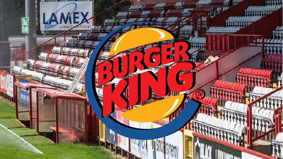 Burger King | Stevenage FC