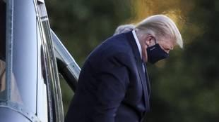 """""""La salud de Donald Trump es muy preocupante"""""""