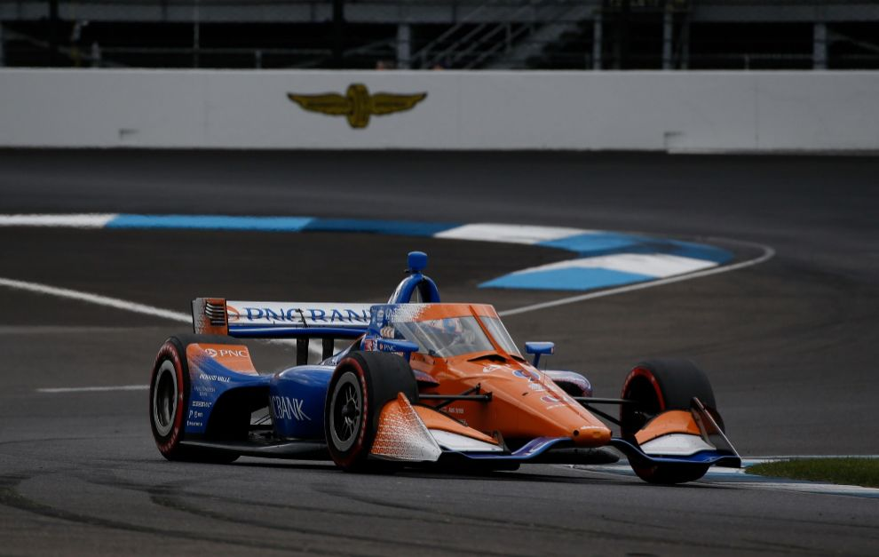 Scott Dixon Harvest GP 2020