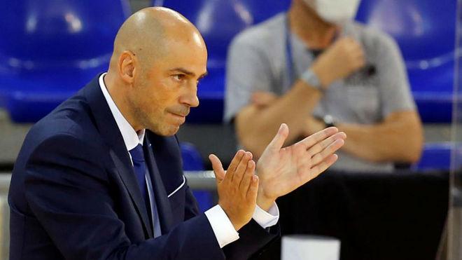 """Peñarroya: """"Es una oportunidad, no todo el mundo juega una final europea"""""""