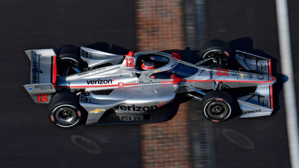 Will Power Harvest GP 2020