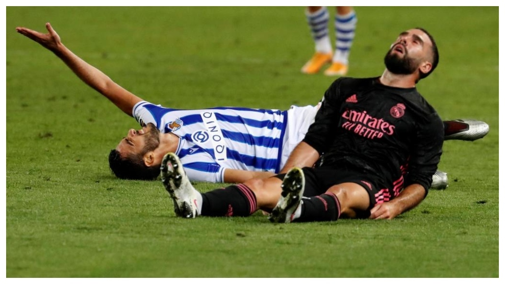 Carvajal and the injuries of a champion