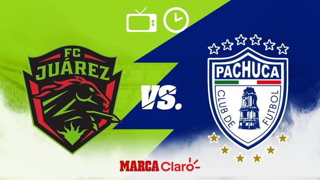 FC Juárez vs Pachuca: Horario y dónde ver en vivo.