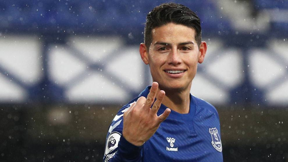 Five reasons why James Rodriguez has been a hit in the Premier League