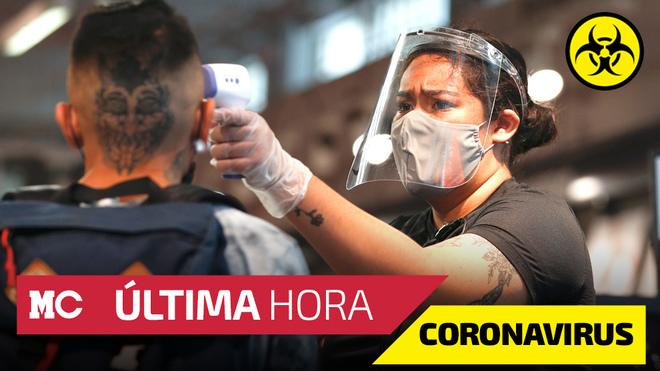 Noticias, casos y muertes de Covid-19 en México.