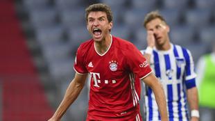 En la jornada 3 de la Bundesliga.