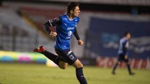 Stefan Medina le dio la victoria a Monterrey.