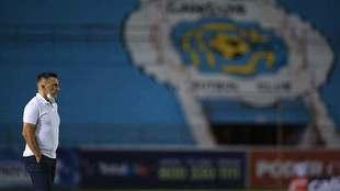 El Chaco Giménez enfrentará al Atlante con un equipo mermado.