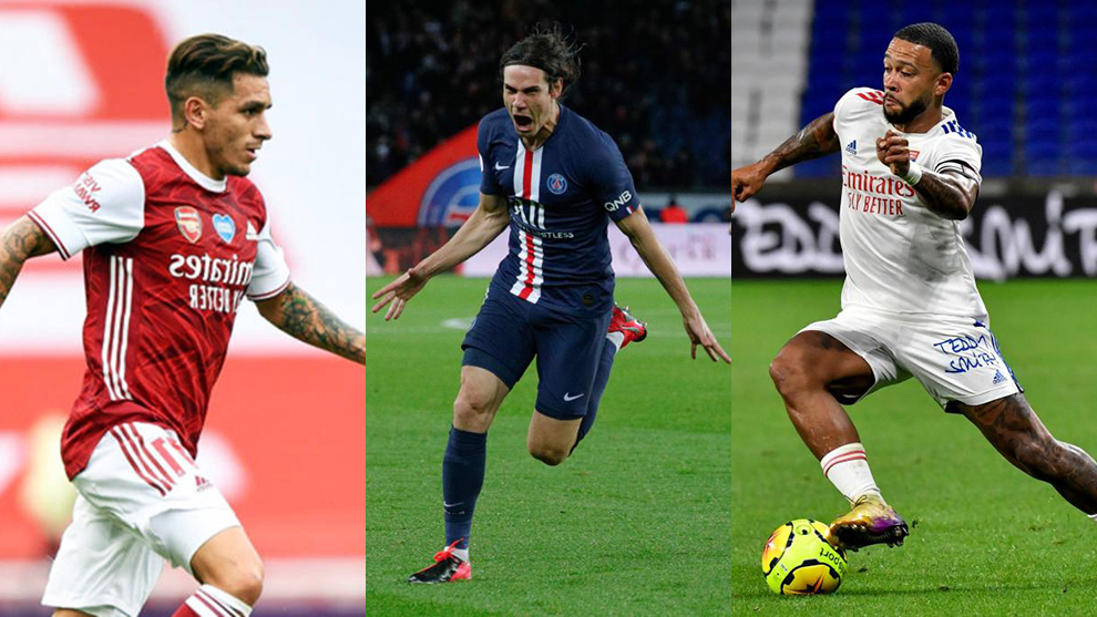 DEADLINE DAY LIVE: The latest on Depay, Torreira, Cavani, Kondogbia, Dembele...