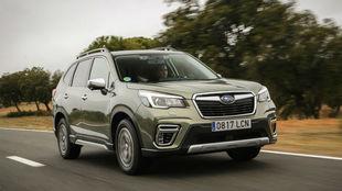 El Subaru Forester Eco Hybrid está disponible desde 32.950 euros.