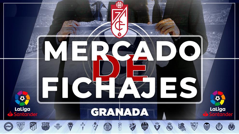 Cierre del mercado de fichajes del Granada en Primera Division