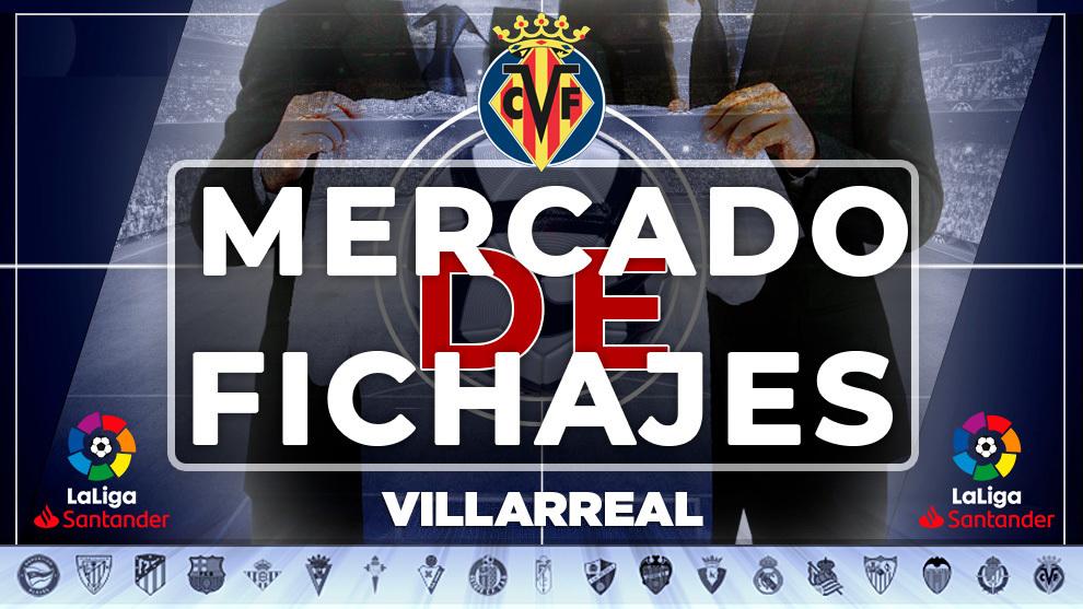 Cierre mercado de fichajes Villarreal: última hora.