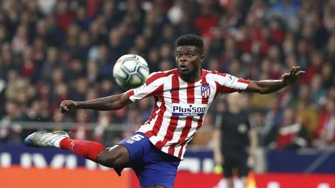 Thomas Partey fichajes Atletico de Madrid