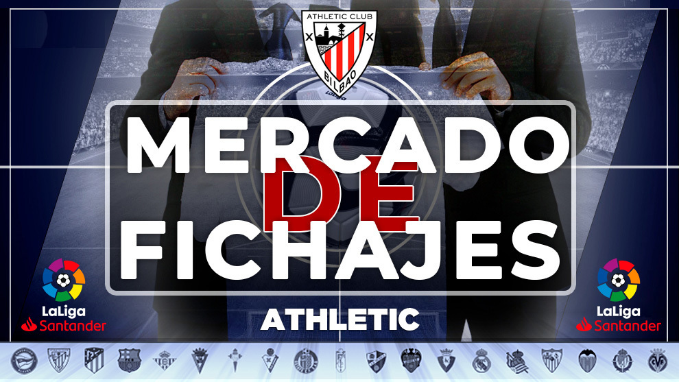 Cierre mercado de fichajes Athletic Club de Bilbao: ultima hora