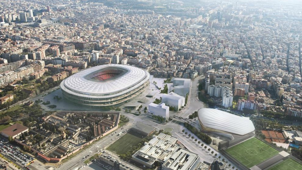 The 'Espai Barca' project will cost Barcelona 815 million euros and be financed by Goldman Sachs