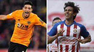 Rumores de futbolistas mexicanos en Europa 2020