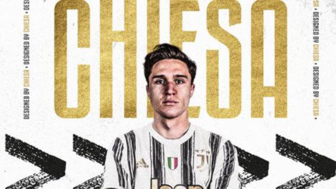 Chiesa, con la Juventus.