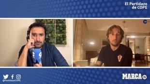 """El desgarrador relato de Modric sobre el asesinato de su abuelo: """"Vinieron a por él..."""""""