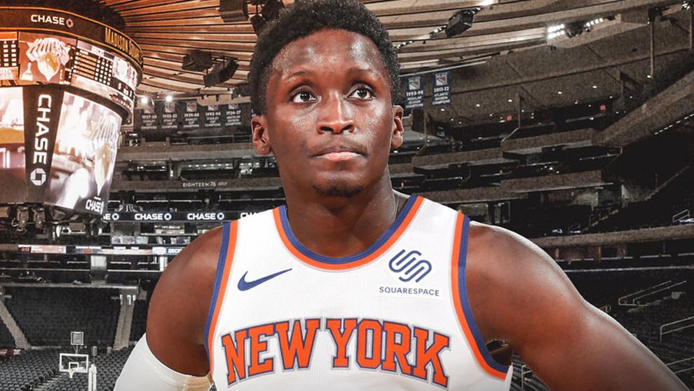 Los Knicks siguen buscando piezas para su eterna reconstrucción
