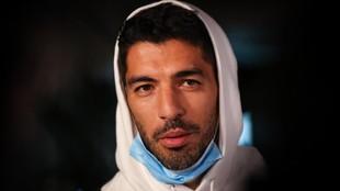 Luis Suárez se incorpora a la selección Argentina.