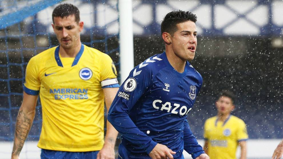 Critics hold hands up: I apologise to Everton fans and to James Rodriguez
