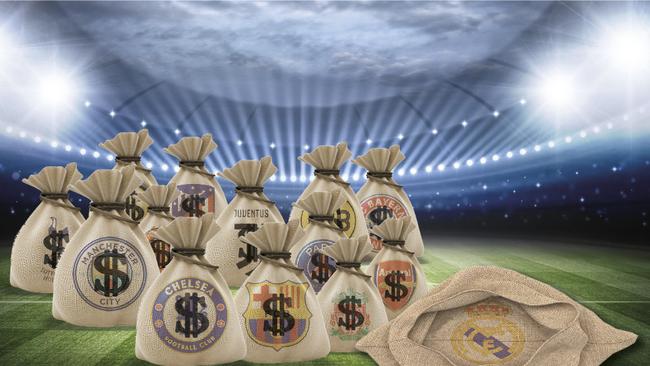 ¿Qué trama el Madrid? El único grande sin fichajes