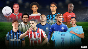 Del 10 al 1: los mejores fichajes para Maldini