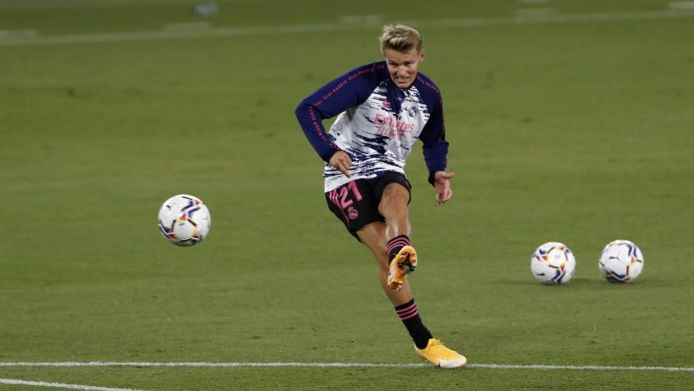 Odegaard returns with doubts