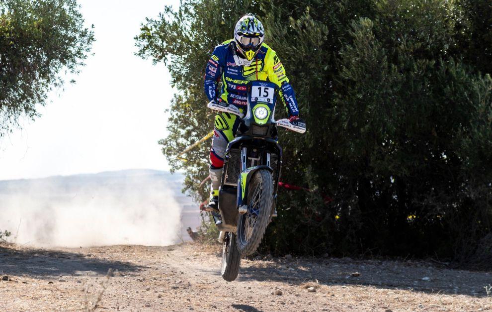 Santolino, empatado con Barreda, los dos españoles más rápidos en...