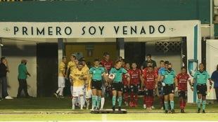 Venados y Leones Negros no jugarán esta semana por Huracán Delta.
