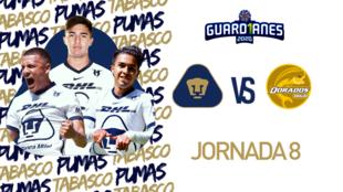 Liga Expansión MX hoy en vivo: Pumas vs Dorados, streaming online en...