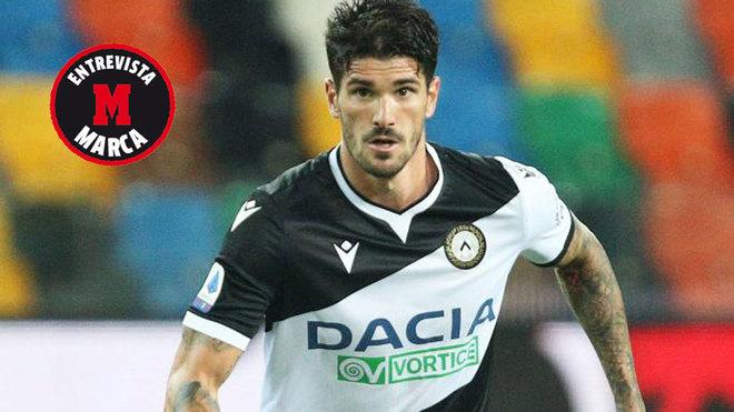 De Paul, con Udinese.