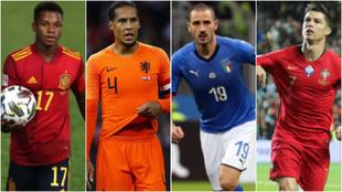 Fechas y horarios de los partidos amistosos internacionales de...