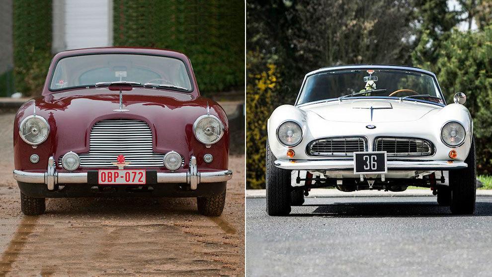 Ambos fueron adquiridos en la década de los 50 del siglo pasado.