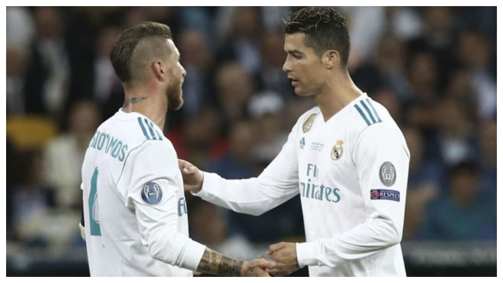 Cristiano Ronaldo and Sergio Ramos: Two years without speaking or seeing each other