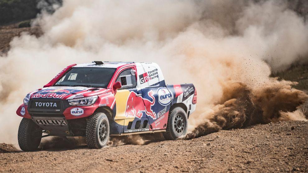 Nasser Al-Attiyah Andalucía Rally 2020
