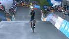 Filippo Ganna suma su segunda victoria en el Giro.