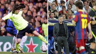 Messi quiso dejar el Barça para jugar a las órdenes de Mourinho... ¡en 2004!