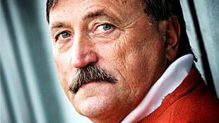 Panenka cobró fama por la forma de cobrar un penalti.