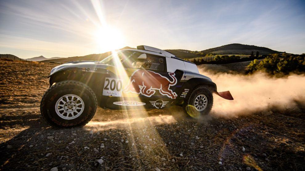 Carlos Sainz Andalucía Rally 2020