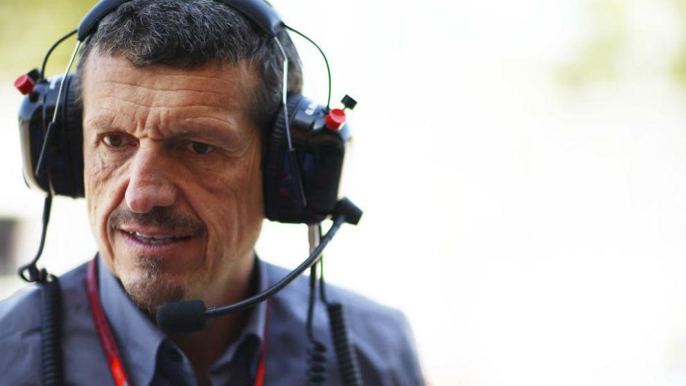 Guenther Steiner, director deportivo de Haas F1.