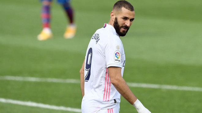Benzema: I have always looked up to Ronaldo, there was no striker like him