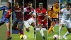Adama Traore, con todos sus clubes y la selección española