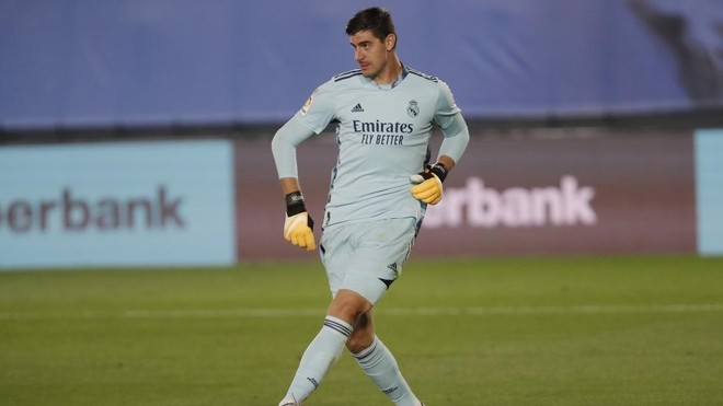Courtois drops out of Belgium squad through injury