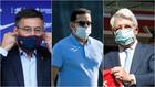 Las cuatro medidas anticrisis a las que Barça y Atlético están condenados