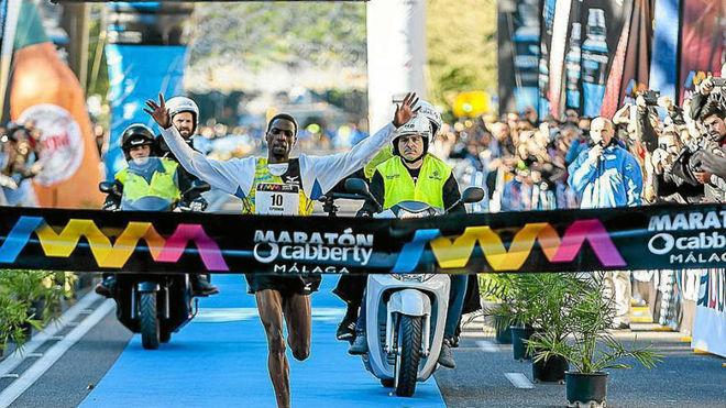 El Maratón de Málaga se cancela por la crisis sanitaria del coronavirus